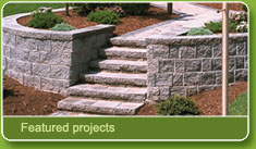 Featured project: Newcraft steps.